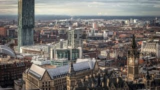 Manchester - Cities of England