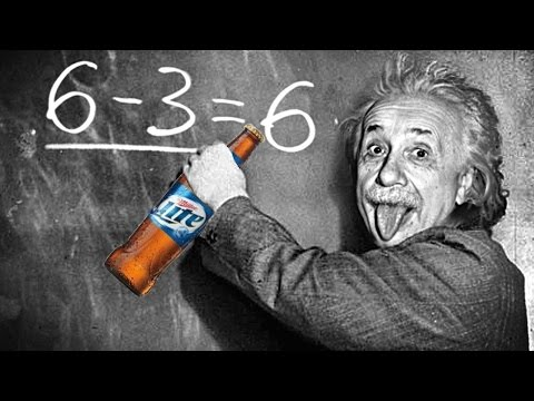 Science Proves Lots of Beer Makes You Smarter!