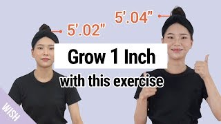How To Grow Taller Naturally At Home | Easy Simple Exercises To Increase Height | What's TRENDing