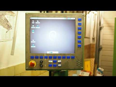 operator panel to linuxcnc as USB HID - смотреть онлайн на
