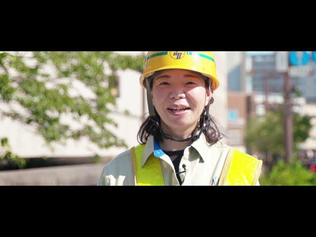 【採用動画】朝日建設株式会社 2021 電気工事部