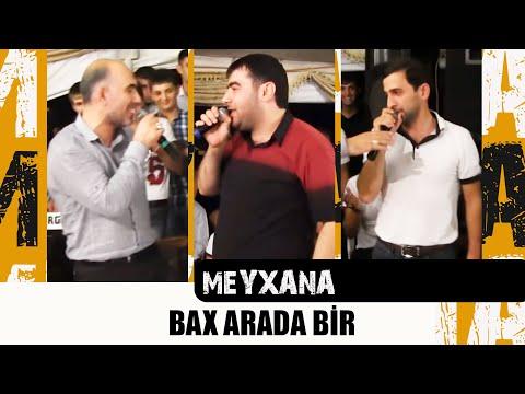 Bax arada bir-Perviz Bulbule,Elshen Xezer,Resad Dagli - Super Meyxana mp3 yukle - mp3.DINAMIK.az