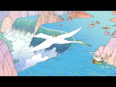 Musicdialogue.world - MusicDialog.World - White Bird over Magic Islands