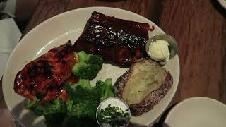 RESTURANT REVIEW// Wood Ranch