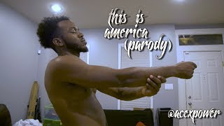 Childish Gambino - This Is America (Parody)