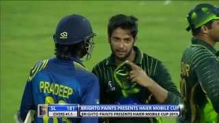 Highlights: 3rd ODI at Colombo, RPICS – Pakistan in Sri Lanka 2015