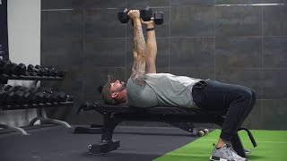 The ONLY Way You Should Be Doing A Dumbbell Fly!