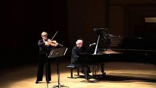 Rebecca Clarke - Viola Sonata I. Allegro Impetuoso, Andra Darzins, Kolja Lessing