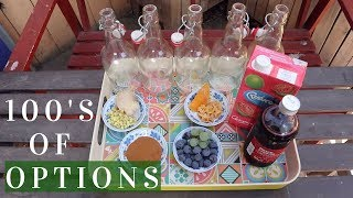 6 WAYS TO FLAVOR KOMBUCHA: Endless Options For Your Second Ferment