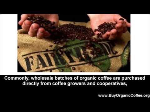 Wholesale Organic Fair Trade Coffee