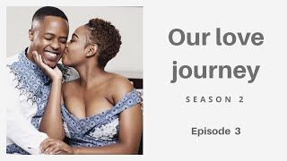 This week our couples get all spicy and tell us how they keep love fresh and exciting.  #ourlovejourney #mpoomyandbrenden #keepingthingsspicy