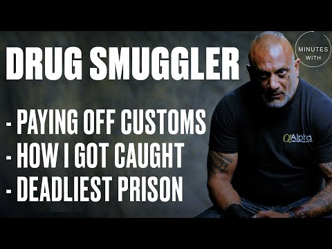 International Drug Smuggler On How He Beat Airport Security