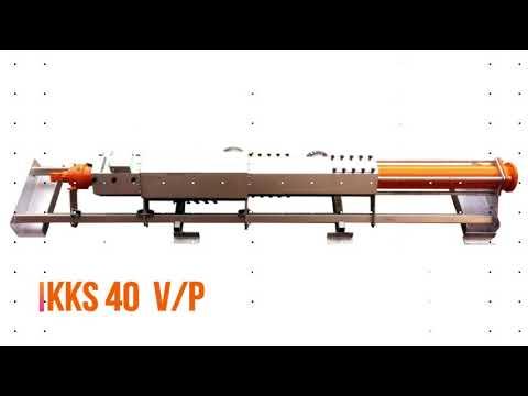 Moosbauer-Separator Separator KKS26 mobil