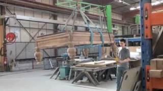 Chevillotte Factory Tour