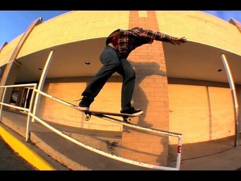 Trent Hazelwood - Out Of Step December 2012 Edit - 1031 Skateboards