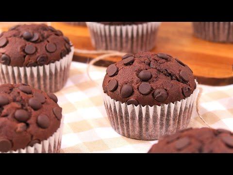 Muffins de Chocolate | Fáciles y Deliciosos