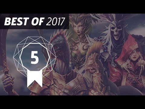 GameSpot's Best of 2017 #5 – Divinity: Original Sin II