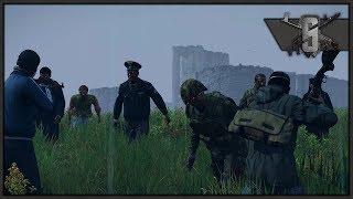 MIDNIGHT PRISONER RESCUE - ArmA 3 Zombie Survival