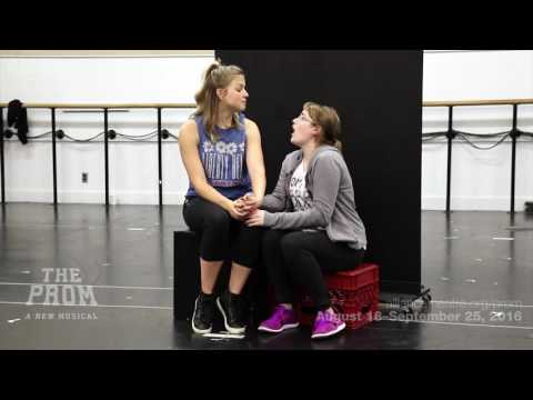 "The Prom // In-rehearsal Performance Of ""You Happened"" - Alliance Theatre"
