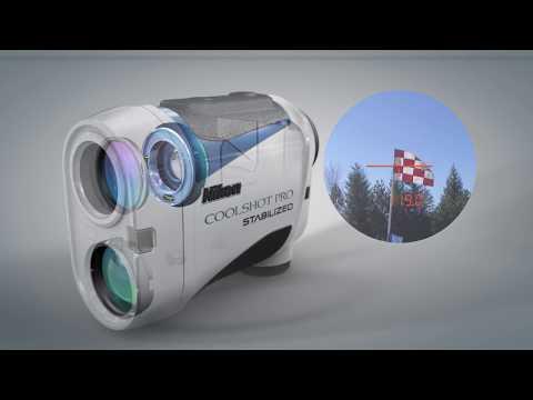 Nikon Entfernungsmesser : Nikon coolshot pro stabilized muziker de