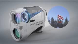 Nikon Coolshot Pro Stabilized Rangefinder-video