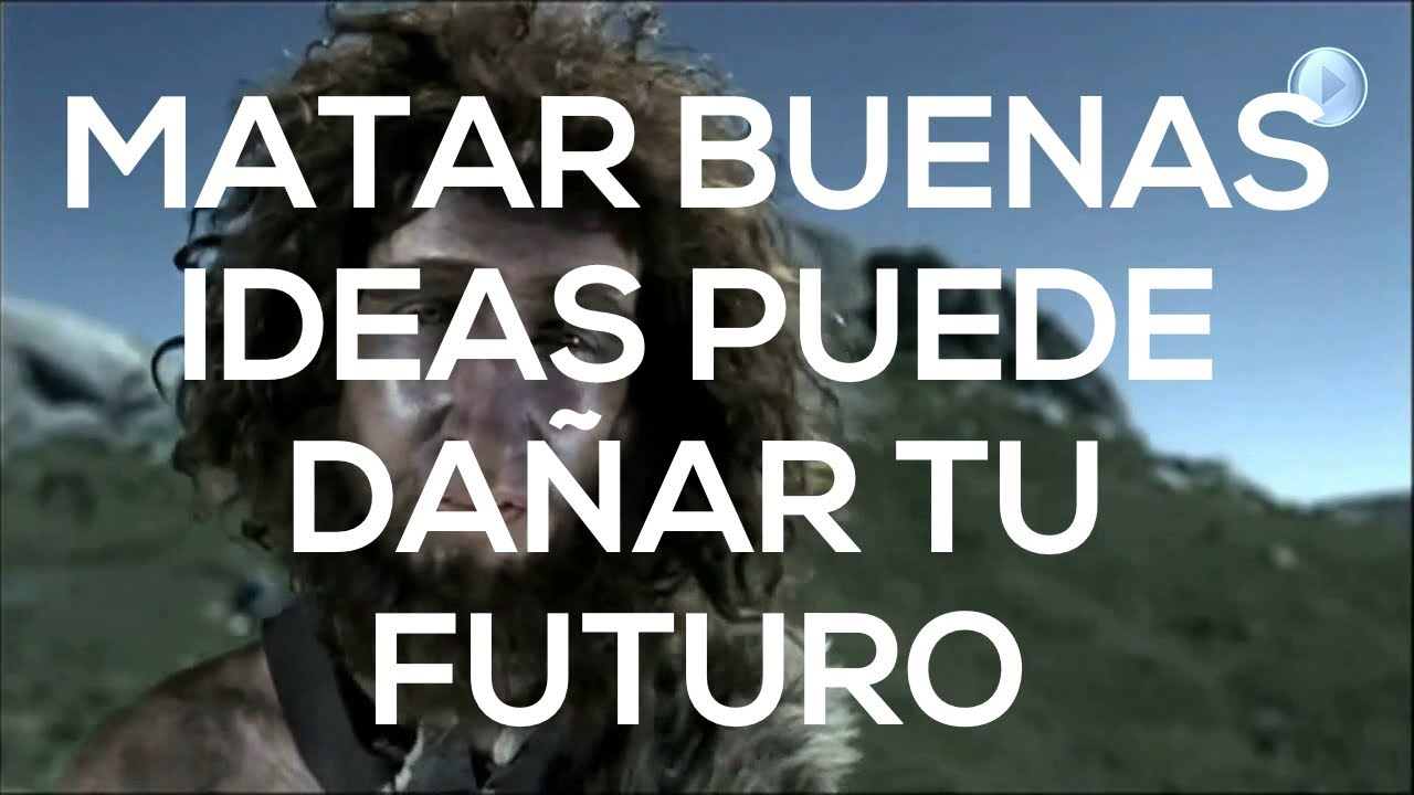 Matar buenas ideas puede dañar tu futuro
