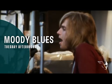 THE MOODY BLUES discography and reviews