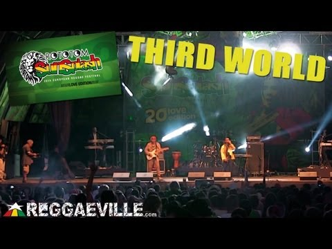 Third World - 96 Degrees In The Shade @ Rototom Sunsplash 2013 [August 17th]