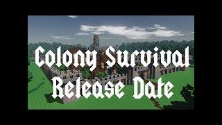 Colony Survival video