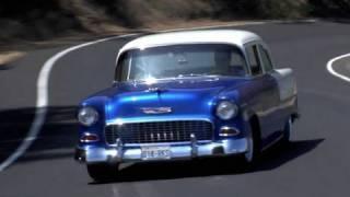 Art Morrison 1955 Chevy Bel Air - Faster Than A Ferrari?