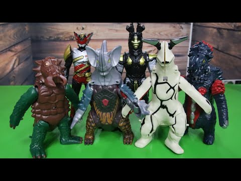 Bima x satria garuda melawan 5 monster ultraman
