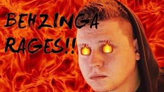 The Ultimate Behzinga Rage Compilation!!