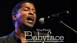 """Baby Face """"Everytime I close My Eyes"""" Live At Java Jazz Festival 2008"""
