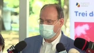 Moldovan (Ministerul Sănătăţii): Testele PCR au siguranţă de 98%; zilnic se fac 26.000 de teste