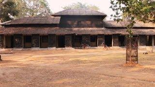 Black House in Kalabhavan, Shantiniketan