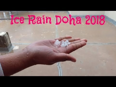 Ice Rain Doha 2018 | 21-Oct-2018