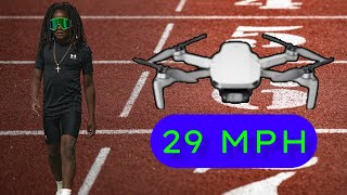 Fastest Kid In The World Races A Drone That Goes 29MPH