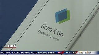 I-Team: Walmart Tests Scan & Go App