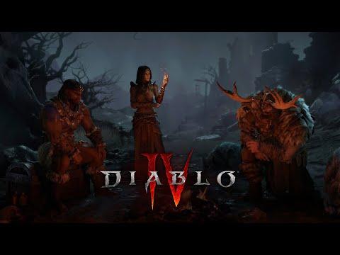 《暗黑破壞神 IV》暗黑4 遊戲預告片曝光