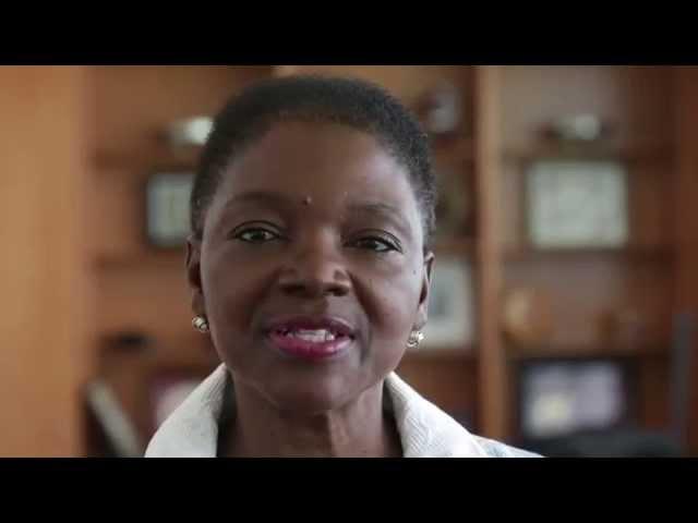 2014 World Humanitarian Day - Valerie Amos (OCHA) and Ban Ki-moon