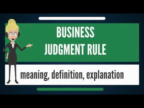 mp4 Business Judgement Law, download Business Judgement Law video klip Business Judgement Law