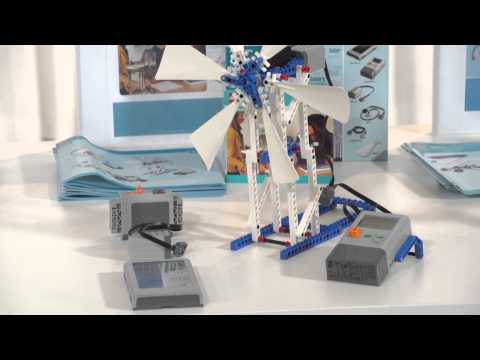 Обзор LEGO Education Machines and Mechanisms 9688