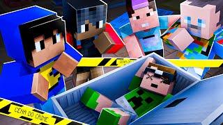 Minecraft: ASSASSINO NO PÉ DE FAVA! (Assassinos)