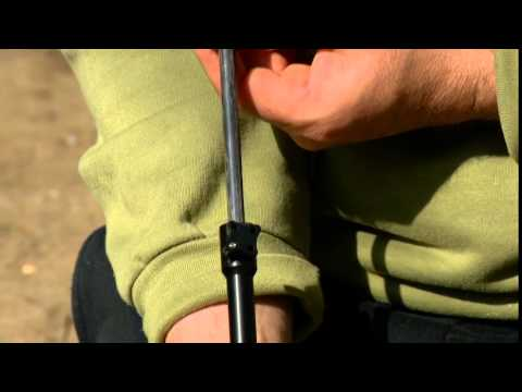 JAG Black Adjustable Length Banksticks