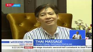 Thailand is known for its deep rooted legendary 'Thai Traditional Massage'