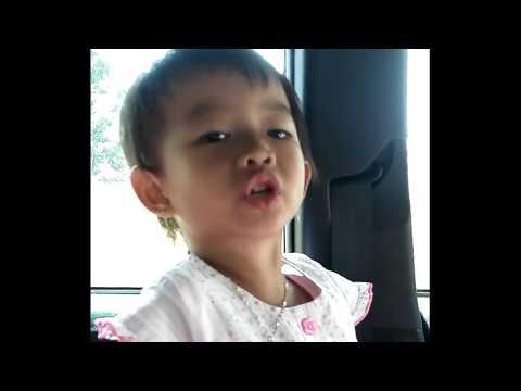 Video Belajar bilang R - Cara Mengucapkan R - Anak Kecil Cadel