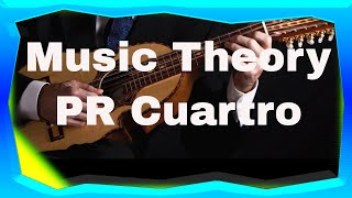 How to Play the Puerto Rican Cuatro: Music Theory For The Cuatro. Lesson 1.
