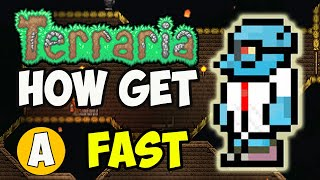 Terraria how to get Goblin Tinkerer (2020) | Terraria how to find Goblin Tinkerer | Terraria 1.4