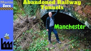 Abandoned Railway Tunnels. Manchester