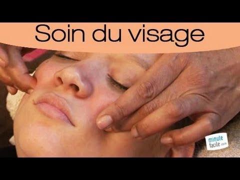 Comment se masser le visage par le shiatsu
